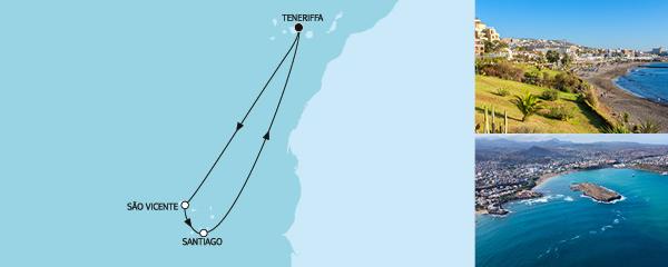 7 Tage Kapverdische Inseln