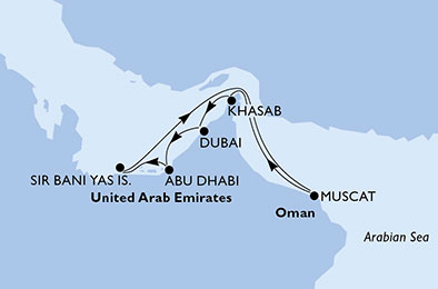 7 Tage Dubai, Abu Dhabi & Indien