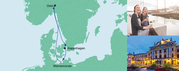 AIDA Seetours Angebot Kurzreise ab Warnemünde 1