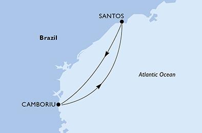 3 Tage Südamerika