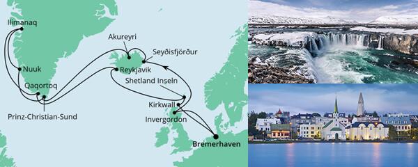 Island & Grönland 2