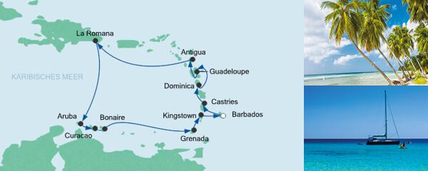 AIDA Seetours Angebot Karibische Inseln 2