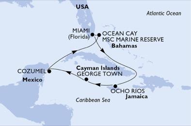 7 Tage Karibik & Antillen