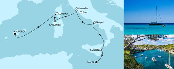 Mallorca bis Malta I