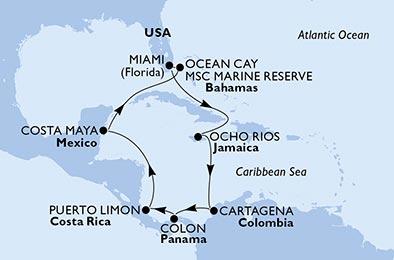 11 Tage Karibik & Antillen