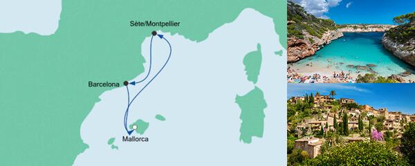 Kurzreise ab Mallorca 2