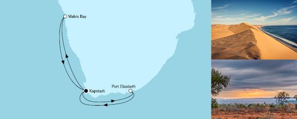 14 Tage Südafrika mit Namibia I