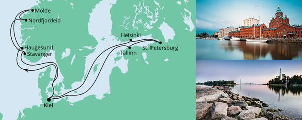 Norwegen & Ostsee