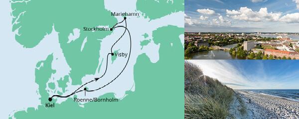 Inseln der Ostsee