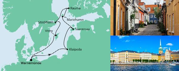 Baltikum & Skandinavien 1