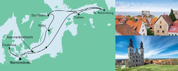 Baltikum & Skandinavien 2