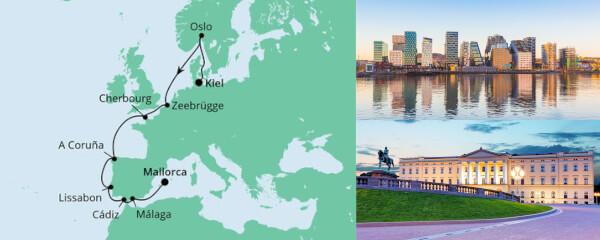Von Kiel nach Mallorca 2