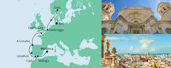 Von Kiel nach Mallorca 3