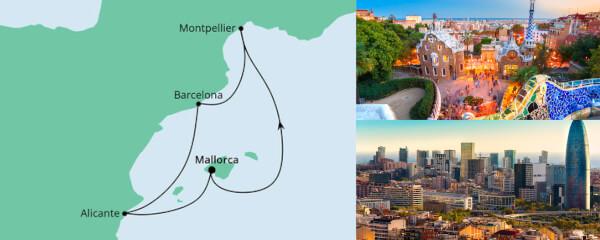 Spanien & Frankreich