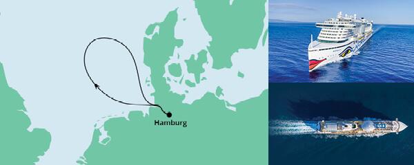 Leinen los ab Hamburg 1