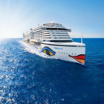 AIDA Cruises Flotte AIDAprima