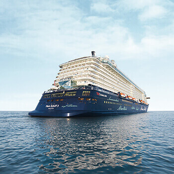 TUI Cruises Flotte Mein Schiff 3