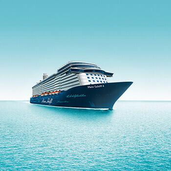TUI Cruises Flotte Mein Schiff 4