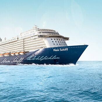 TUI Cruises Flotte Mein Schiff 5