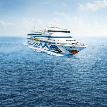 AIDA Cruises Flotte AIDAvita