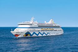 Schiffsimpression AIDAaura Rabatt-Schiff
