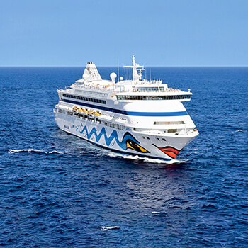 AIDA Cruises Flotte AIDAaura