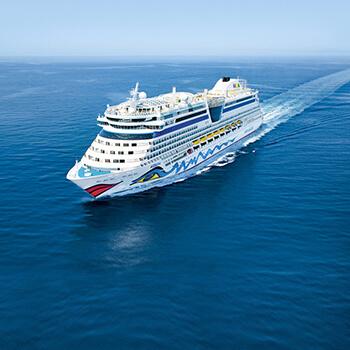 AIDA Cruises Flotte AIDAdiva