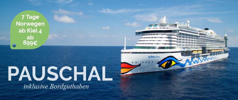 Rabatt-Schiff - Mehr Freude im AIDA Urlaub (EURESAreisen)