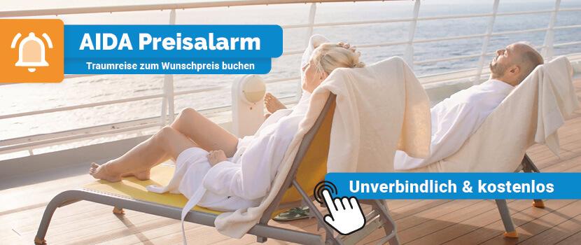 AIDA Preisalarm