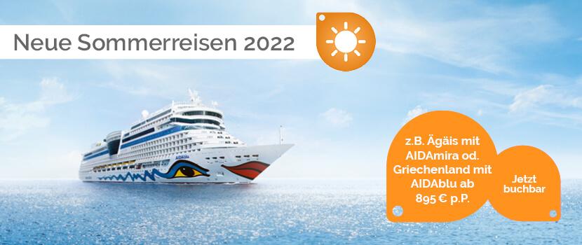 AIDA Sommer 2022