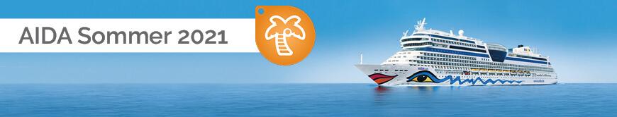 AIDA Sommer 2021 Themenwelt EURESAreisen