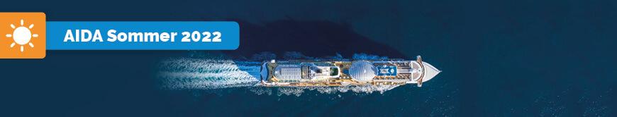 AIDA Sommer 2022 Themenwelt EURESAreisen