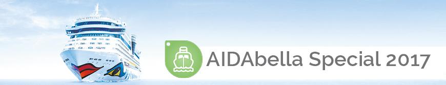 AIDAbella Special 2017 Themenwelt EURESAreisen
