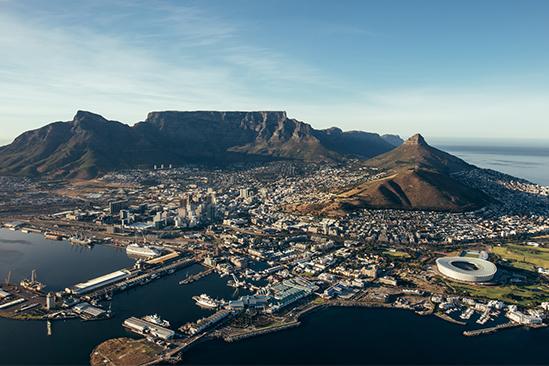 Reiseziel Südafrika & Namibia Mein Schiff-Kreuzfahrten