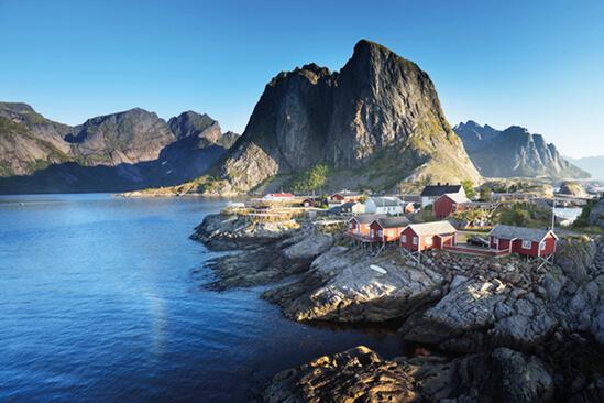 Reiseziel Nordland Mein Schiff