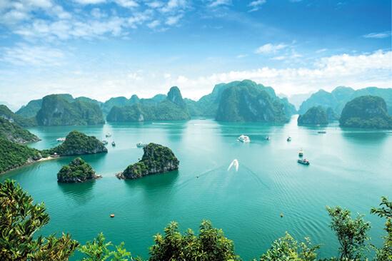 Reiseziel Asien Mein Schiff-Kreuzfahrten