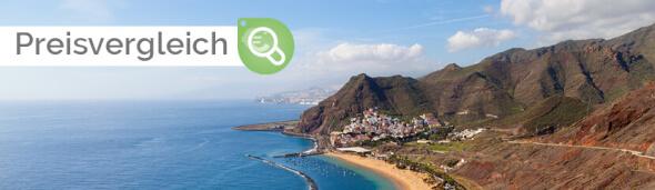AIDA Preisvergleich Kanaren & Madeira ab Teneriffa 23.03.2022