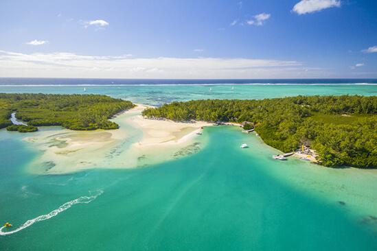 Reiseziel Indischer Ozean AIDA Cruises