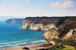 Impression aus Mittelmeer, östlich
