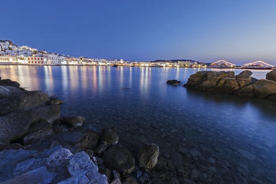Reiseziel Mittelmeer, östlich AIDA Kreuzfahrten